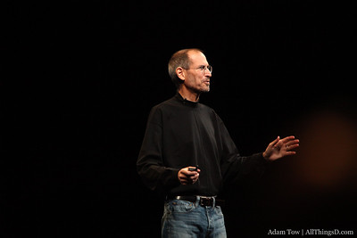 Apple CEO Steve Jobs kicks off WWDC 2010.