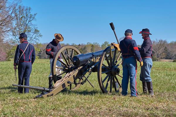 Appomattox 152nd Anniversary Surrender Reenactment