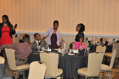 """Appreciation Dinner for Dacus """"Frances"""" Childers Wimbley May 4, 2013"""