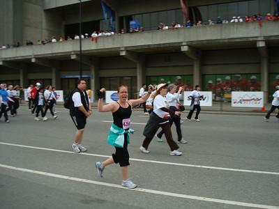 <b>Apr. '09: Vancouver Sun Run</b>