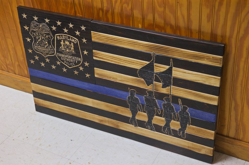 April 16, 2019 - Baltimore Retired Police Benevolent Association Dinner