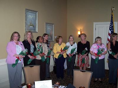 April 2009 General Membership Meeting