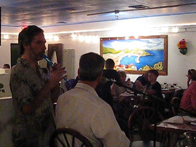 <font size = 4>April - 2009 - Kostas - Greek Restaurant