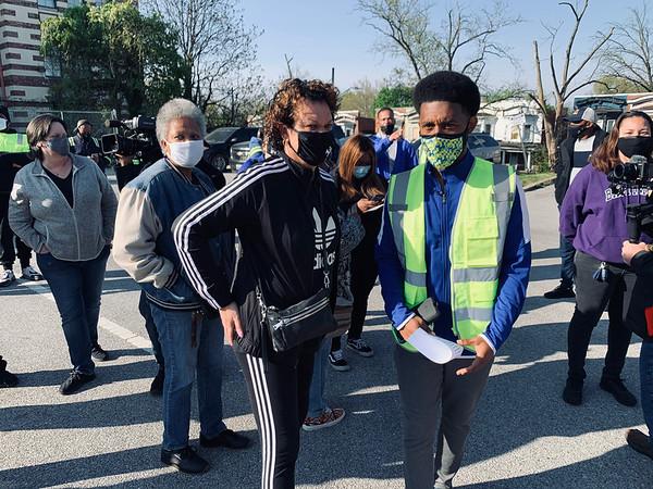 April 24, 2021 - Mayor's Spring Clean Up