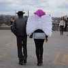 April Fools Day in Odessa - angel wings