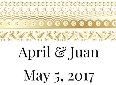April & Juan