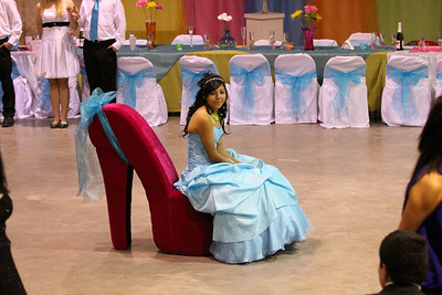 April Martinez Quinceanera