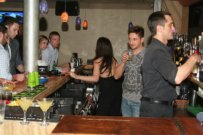 Aqua Lounge Birthday Party