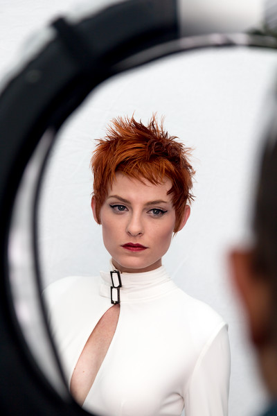 Aquage at 2015 Armstrong Mc Call Hair Show in Houston, Texas