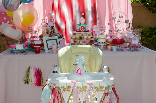 Arabella's 1st Birthday