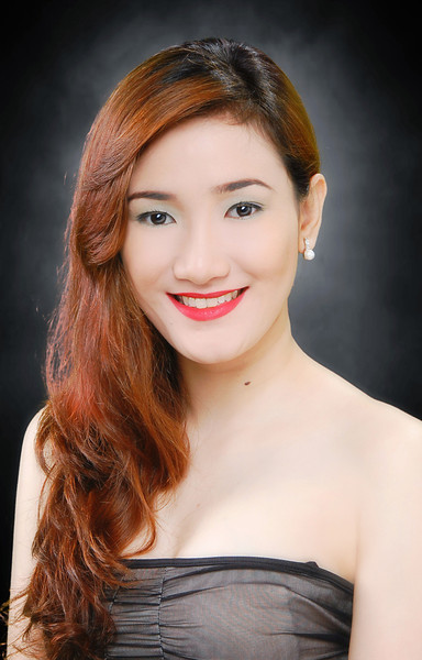 Mutya ng Dabaw 2012 candidate Jazzel Therese Gomez
