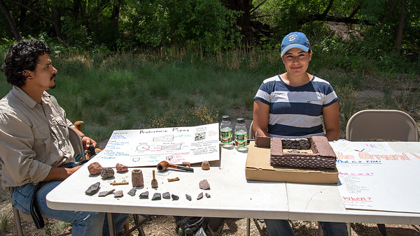 Archaeology Southwest at Gila River Farm 2016