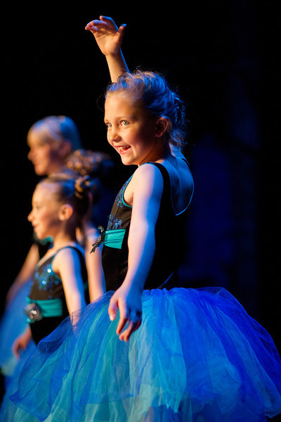 Natasha Brown holds a step in the Studio 48 performance Friday at the WYO Theater.