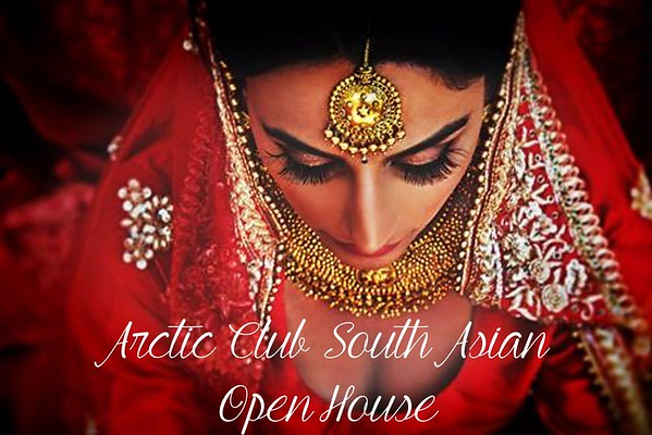 Arctic Club South Asian Bridal Open House 9.22.16
