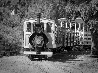 Ardenwood Historic Farm, Fremont, Ca. Narrow Gauge Railroad