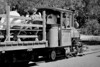 For three days the 1889 Porter Tank Engine, brought in for this special occasion, will burn wood, produce steam and ferry passengers through the park.