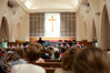 Opening concert, First United Methodist Church Ringers and Singers.<br /> Rev. Lee Lallance, Director<br /> Matthew H Corl, Organist