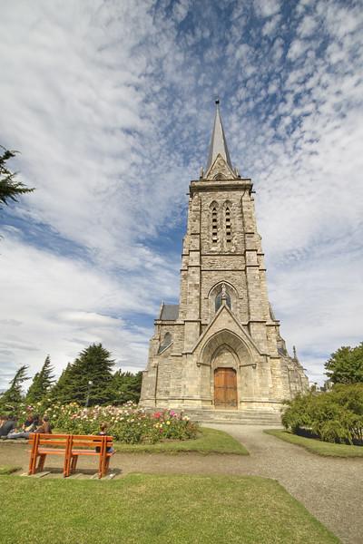 Bariloche church