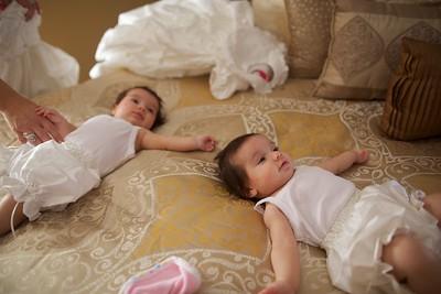 Arianna & Nicoletta Baptism 45