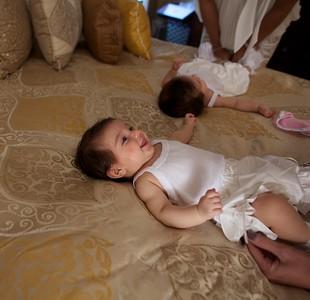 Arianna & Nicoletta Baptism 41