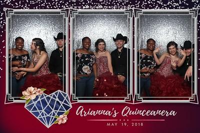 Arianna's Quincenera  |  5/19/18