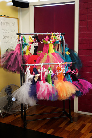 Ariel Dance Studio - the catwalk