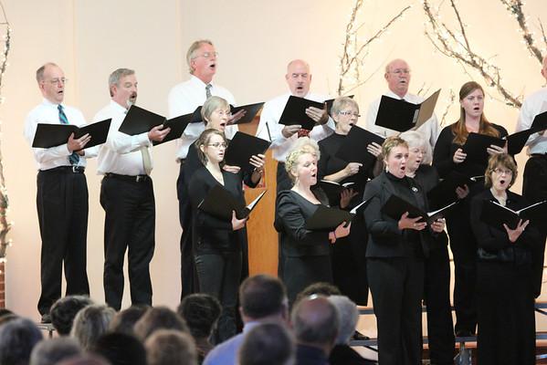 Arioso-Community Chorus Concert 2012