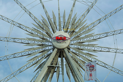 Ferris wheel center 1433
