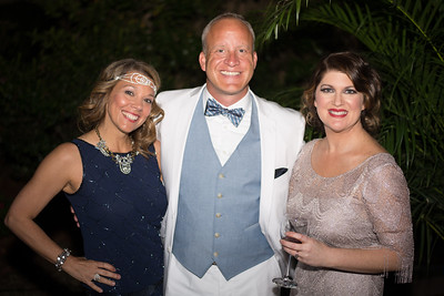 Laurie McFarland, Glen Davis & Katie Phippin