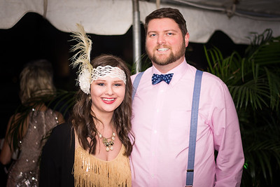 Jake & Michelle Eddington, Young Professional Fiesta Co-Chairs