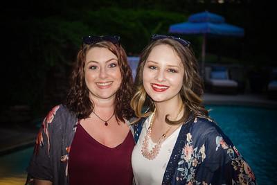 Cameryn Moore & Michelle Eddington