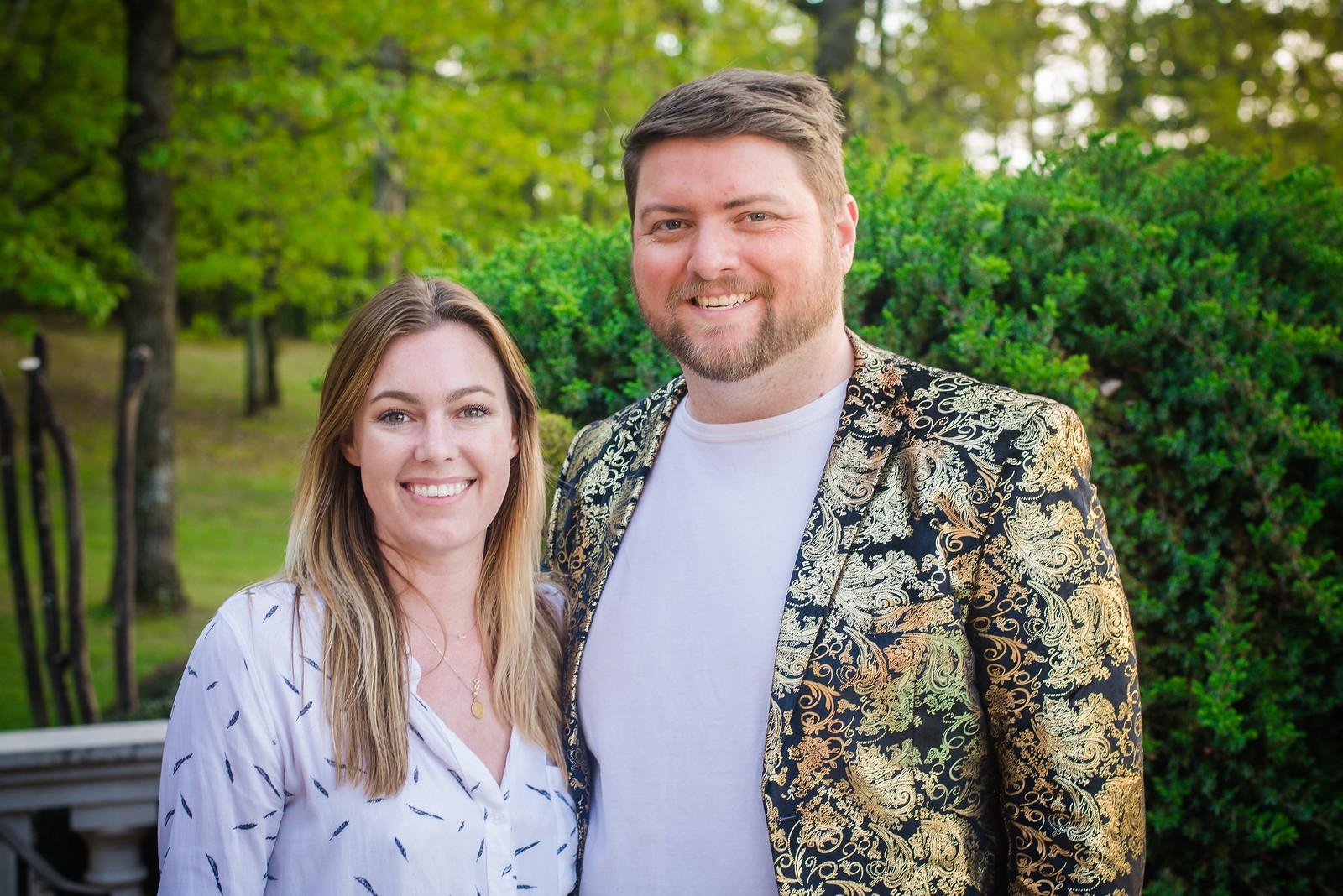 Tiffany Mattzela & Jake Eddington