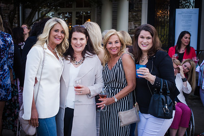 Sheri Stone, Lisa Meeks, Kristen McDonald, & Kim Rand