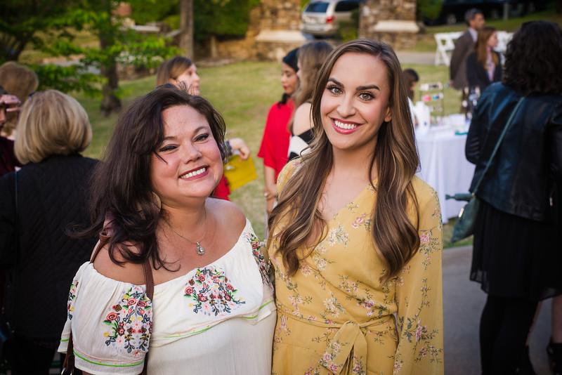 Lauren Meredith & Katherine Vasilos