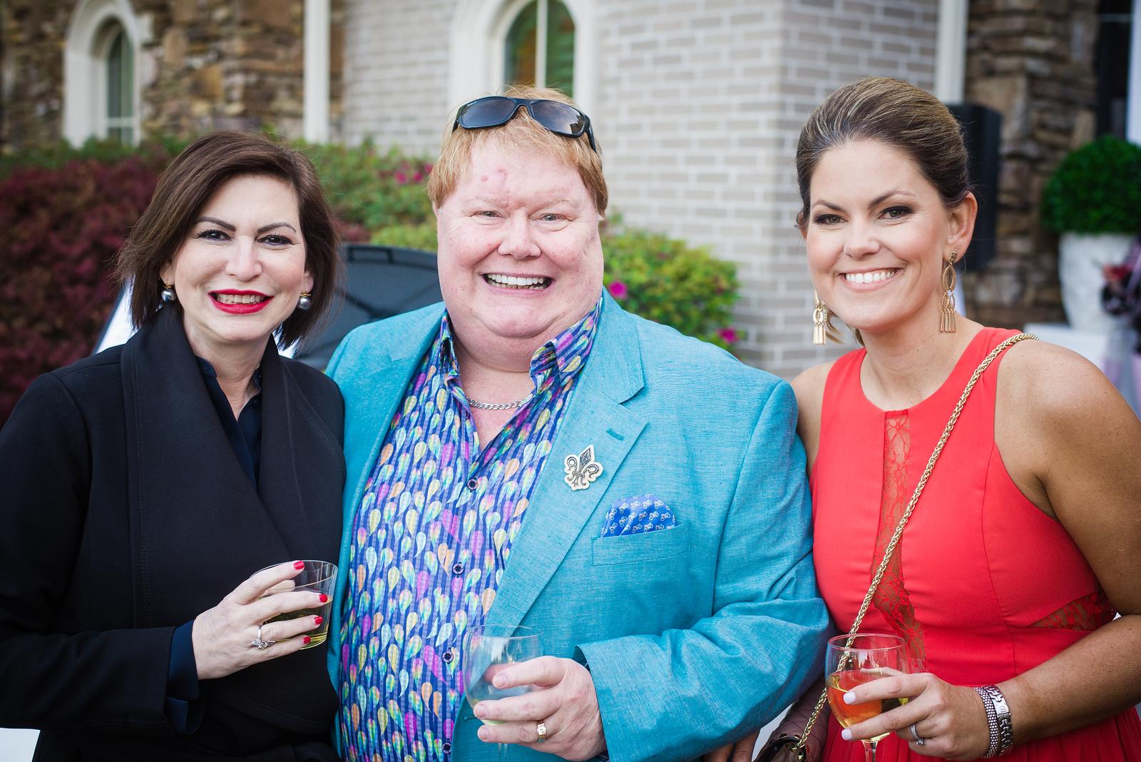 Renee Shapiro, Michael Upson & Emily Cobb