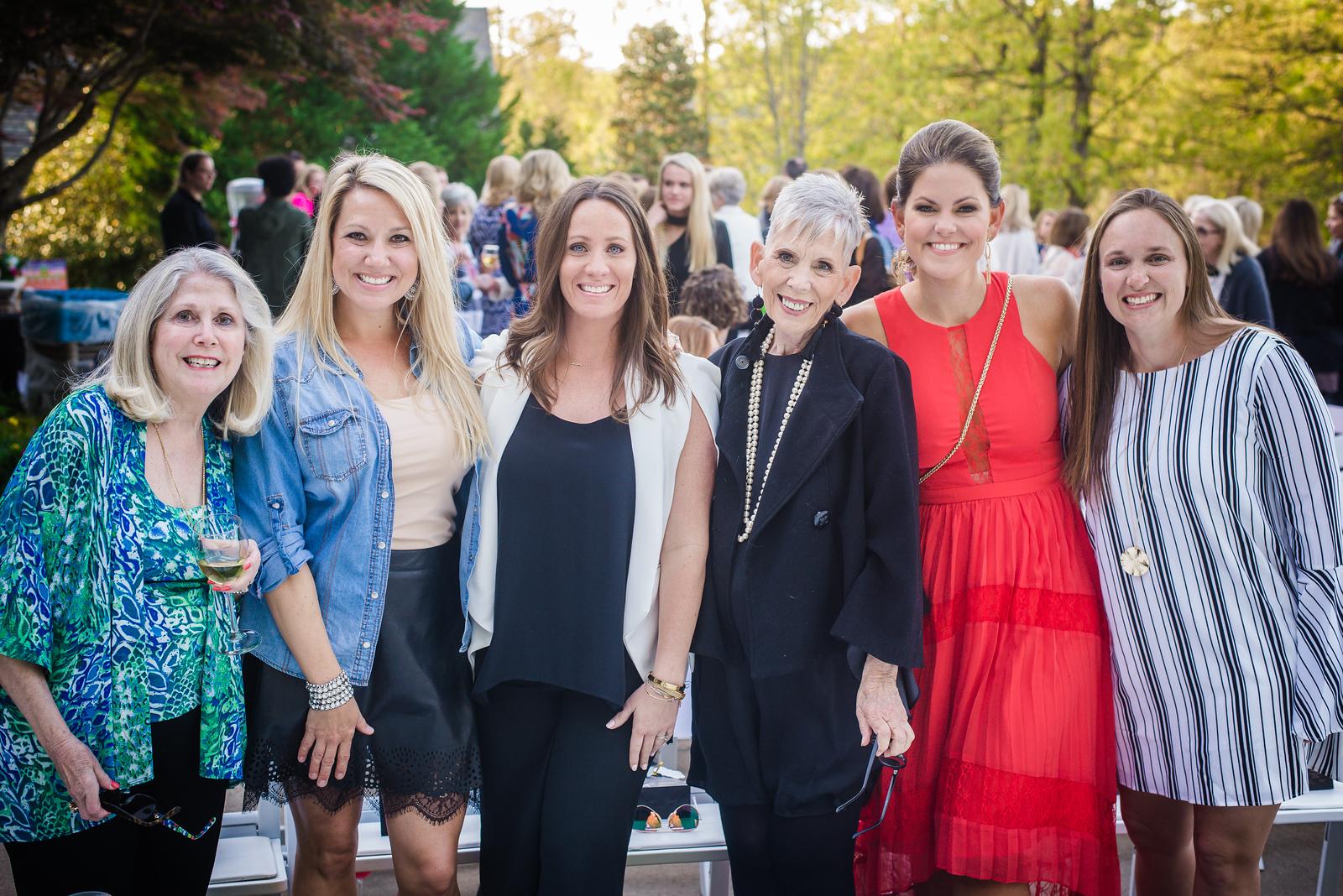 Carolynb Frank, Kathryn Kitchens, Paige Hatfield, Janna Laughlin, Emily Cobb, Melissa Mansfield
