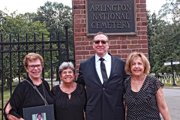 Arlington Cemetery Funeral Ceremony