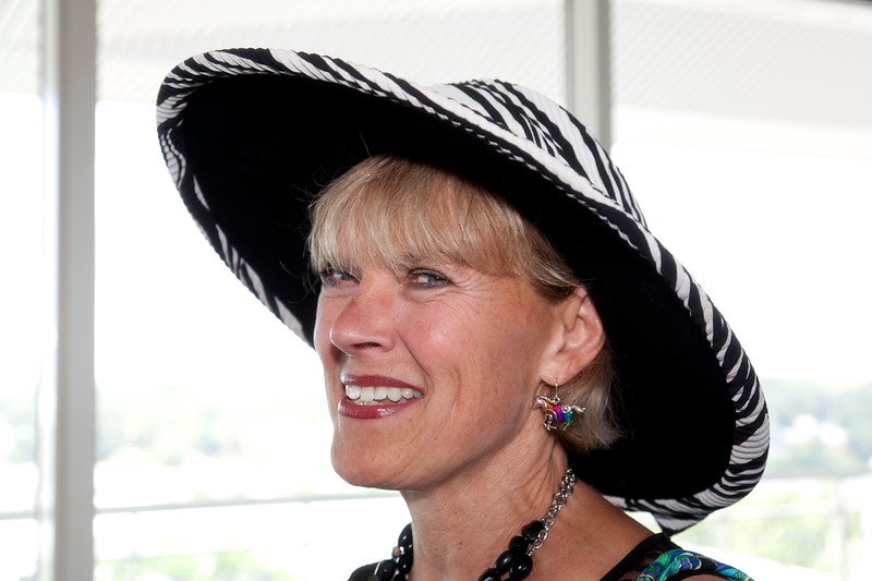 Annual Arlington Million Luncheon for cancer research, portraits sponsored by Fintegra Financial Services