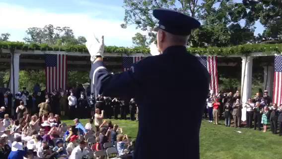 Arlington TAPS 150  May 19, 2012