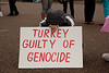 Armenian Genocide Demonstration :