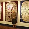 Master needlework artist Lena Gorginyan.