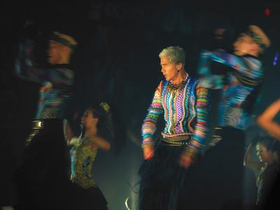 Aron Kwok 2011/2 Concert