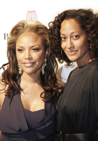 Lynn Whitfield and Traci Ellis Ross