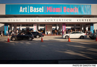 Art Basel Miami Beach 2011, Dec 1-5.