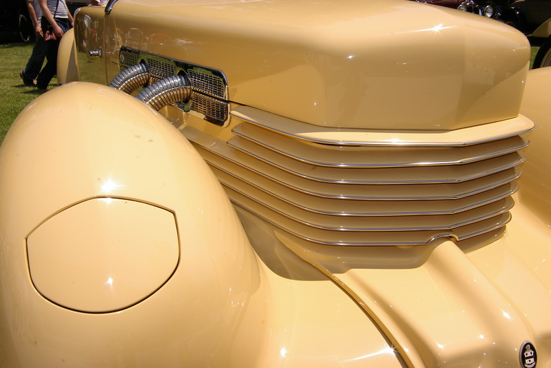 A Cord Roadster