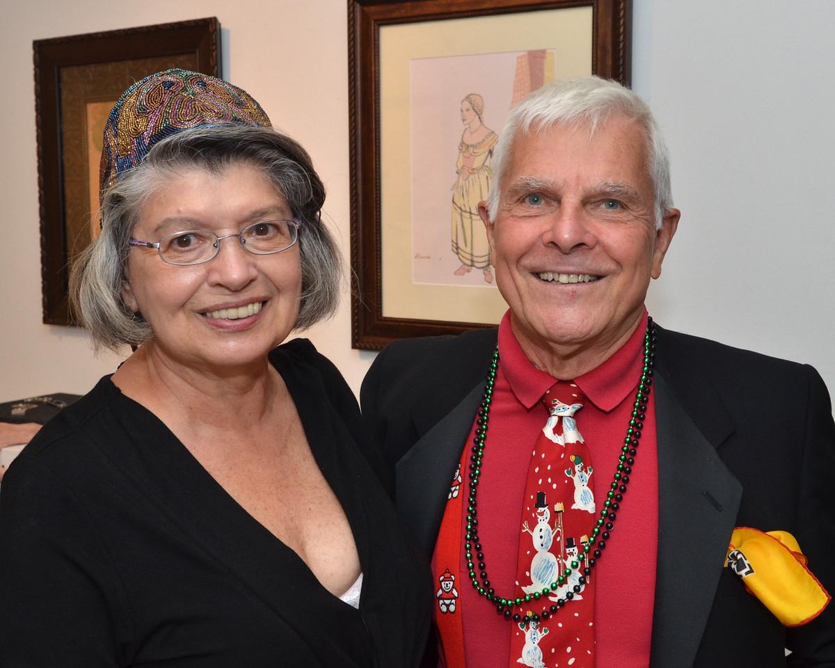 Barbara Fox & Fred Allen