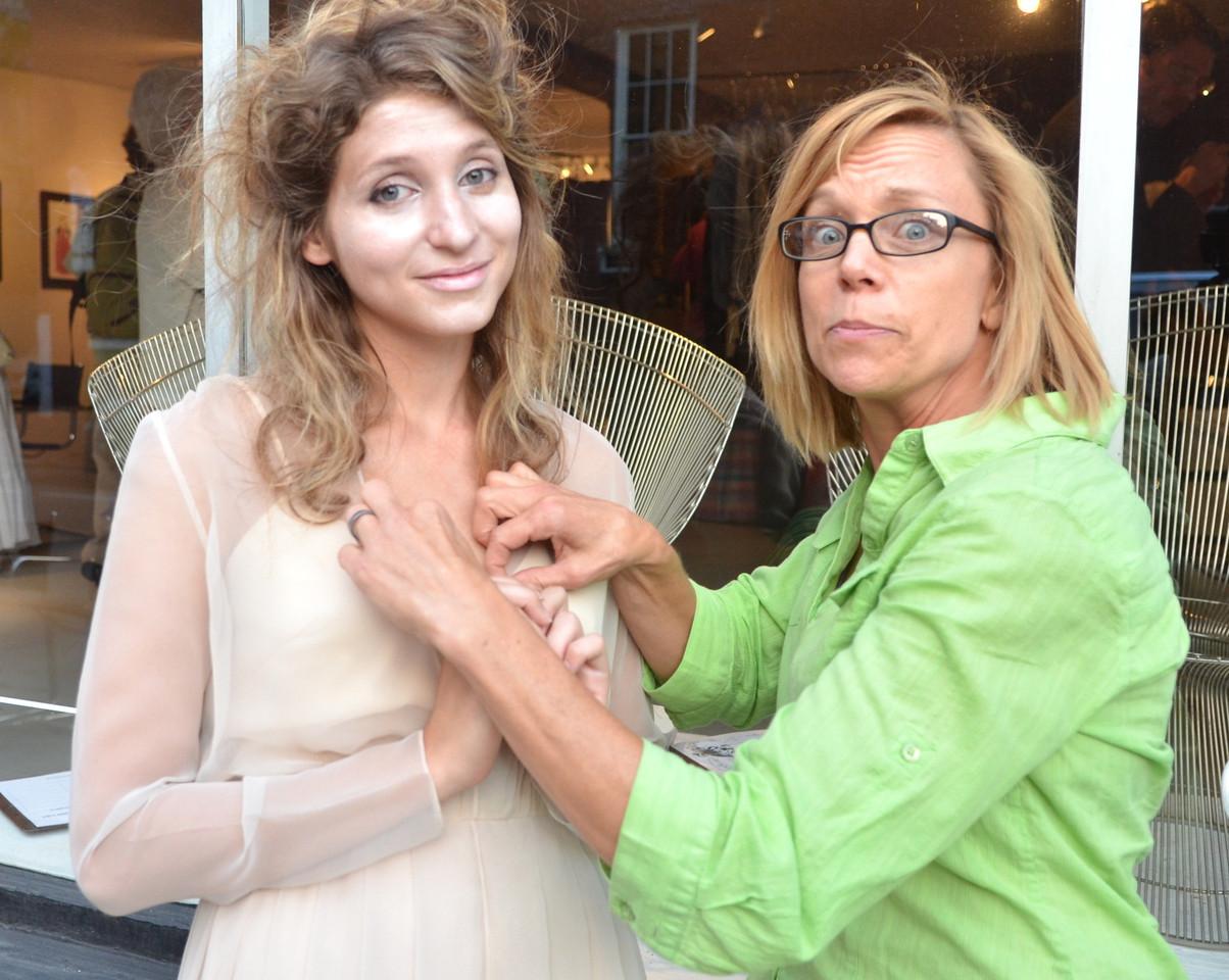 Ivona (Heather Cole) & Michelle Pauls