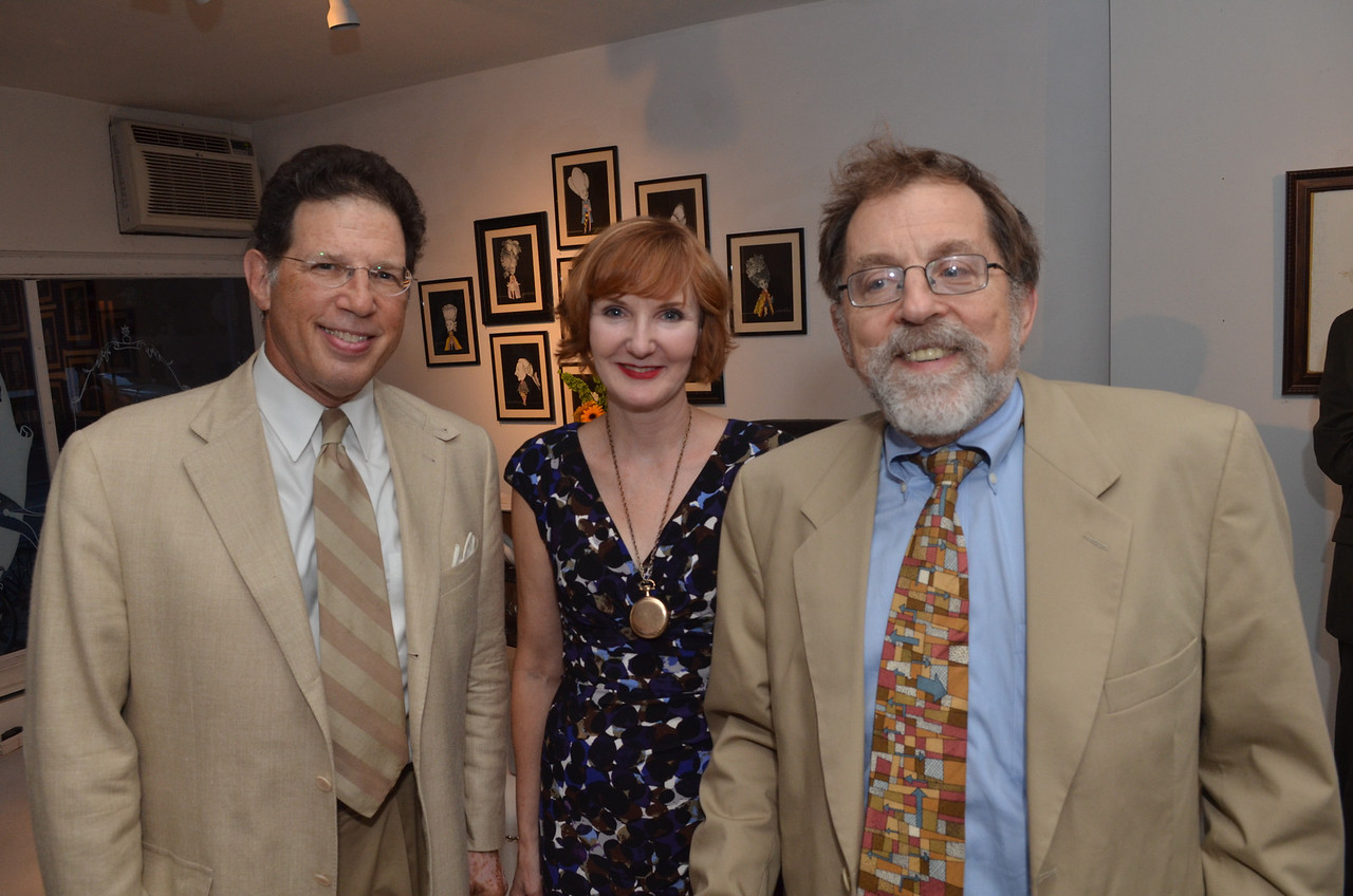 Dr. Alexander, Tina & Dr. Michael Golden