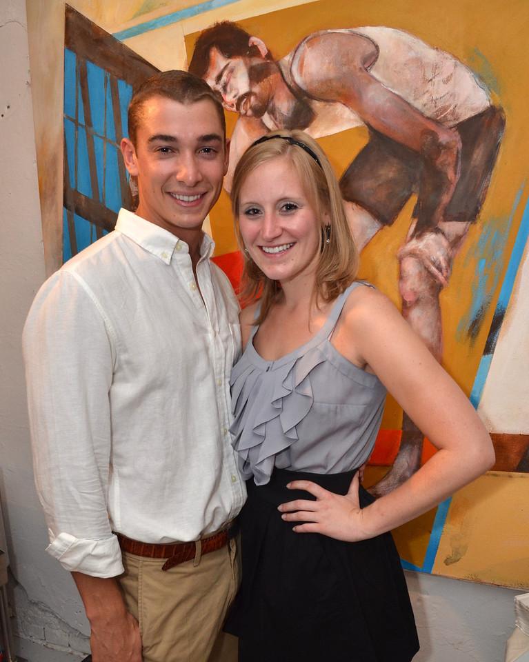 Will Cheyney & Emily Kleimo