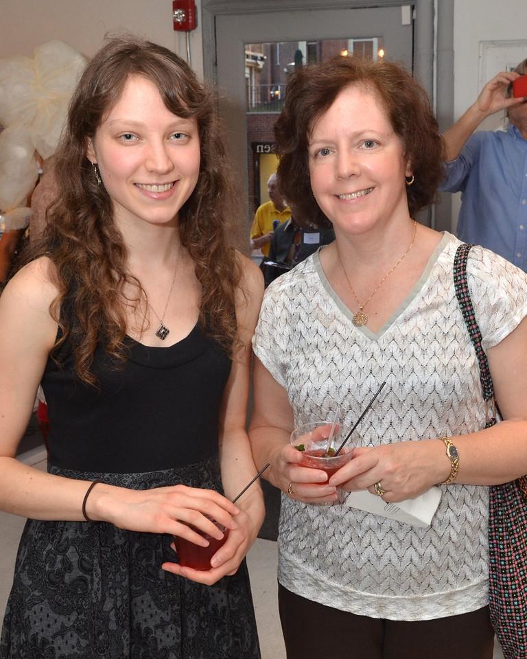 Jessica & Donna Barksdala